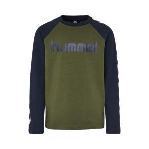 hmlboys t-shirt_204711_framsida