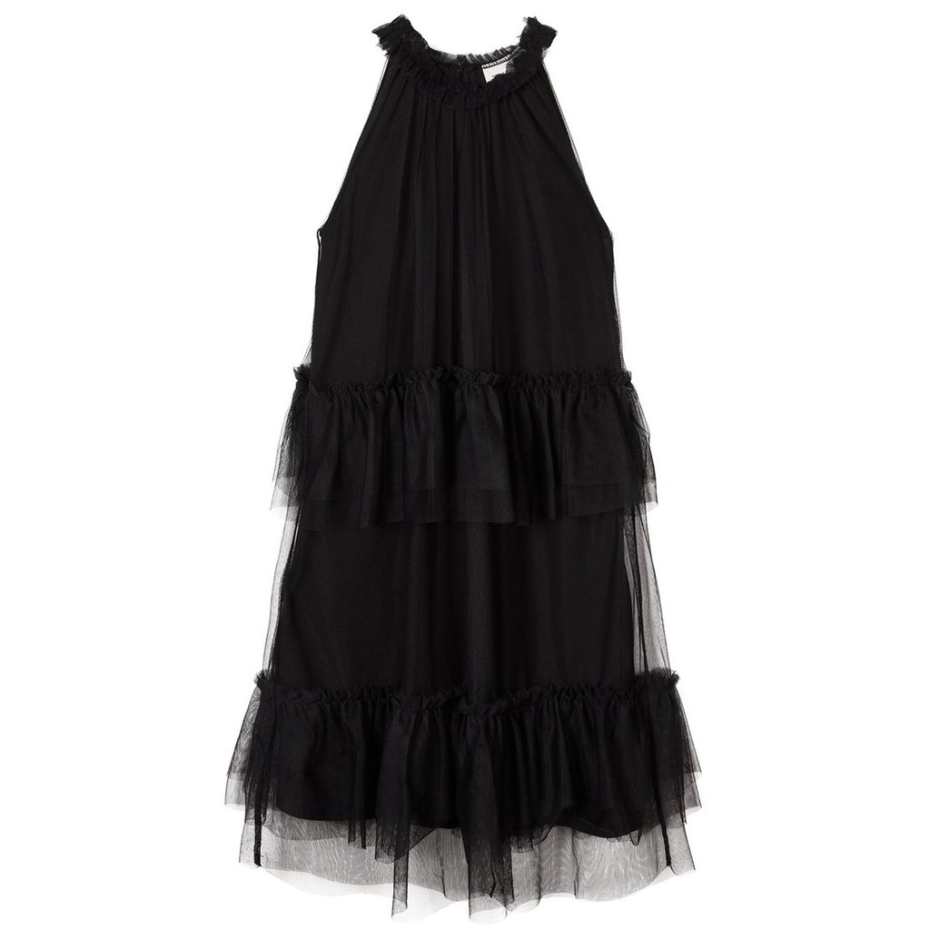 Klänning tyll Svart | Minifini Barnkläder