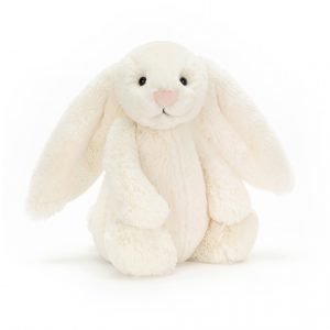 bashful medium cream bunny