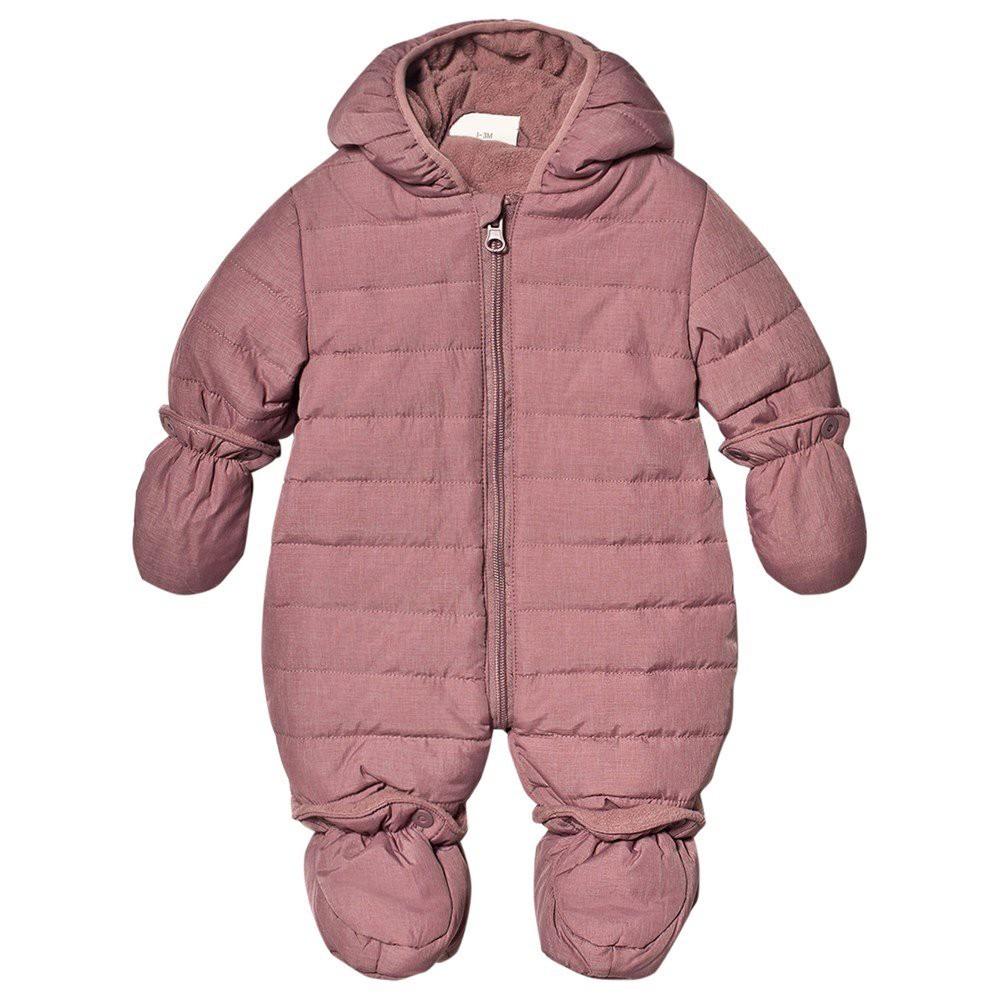rea vinteroverall baby