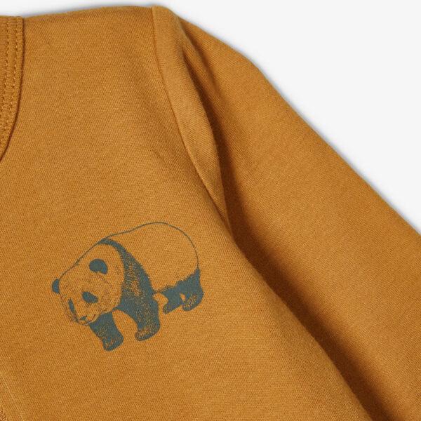 pyjamas brun