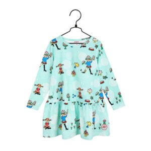 pippi klänning